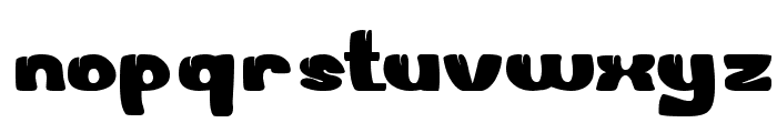 WELCOME TO THE JUNGLE Font LOWERCASE