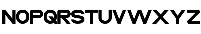 WEST JAVA Font UPPERCASE