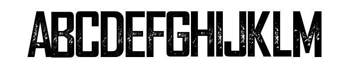 We are Depraved Font UPPERCASE
