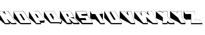 Wedgie Regular Font UPPERCASE