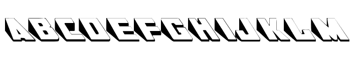 Wedgie Regular Font LOWERCASE