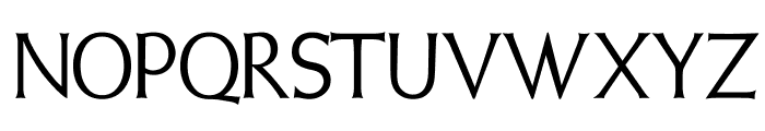 WeissInitialenAlternates Font UPPERCASE