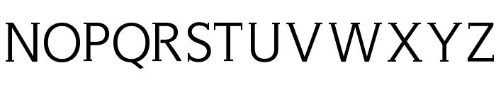 WellrockSlab Font UPPERCASE