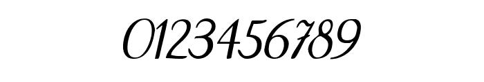 Wenceslas-Oblique Font OTHER CHARS