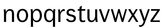 WendelinReduced-Normal Font LOWERCASE