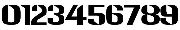Westinghouse Regular Font OTHER CHARS