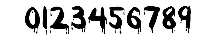 WetPaint Font OTHER CHARS