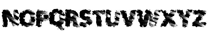 WetSpring Font UPPERCASE