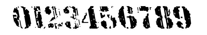 Wetworks Leftalic Font OTHER CHARS