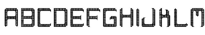 westranga st Font UPPERCASE