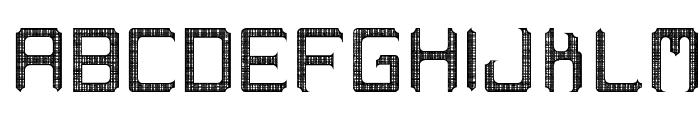 westranga st Font LOWERCASE