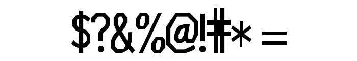 wetalmorker Font OTHER CHARS