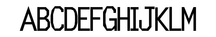 wetalmorker Font UPPERCASE