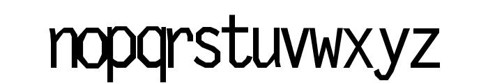 wetalmorker Font LOWERCASE