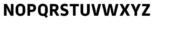 Webnar Bold Font UPPERCASE