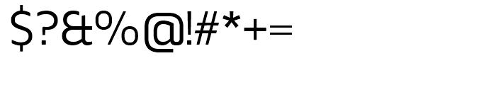 Webnar Regular Font OTHER CHARS
