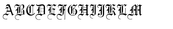 Wedding Text Regular Font UPPERCASE