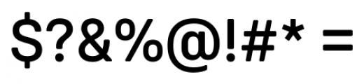 Weissenhof Grotesk Medium Font OTHER CHARS