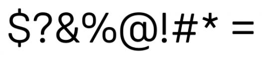 Weissenhof Grotesk Regular Font OTHER CHARS