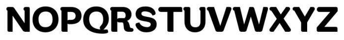 Wesley SRF Regular Font UPPERCASE