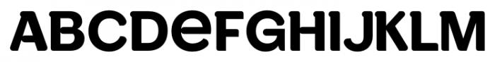Wesley SRF Regular Font LOWERCASE
