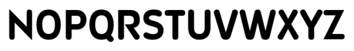 Wevli Condensed Bold Font UPPERCASE