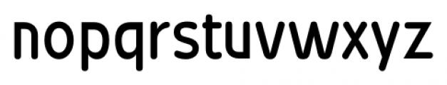 Wevli Condensed Font LOWERCASE