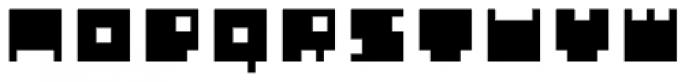 WEAR FAT SHIRT Beanpole Font UPPERCASE