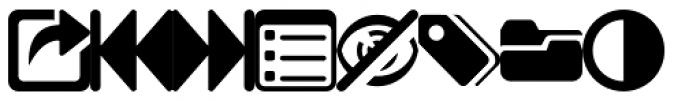 Web Hosting Hub Essentials Font UPPERCASE