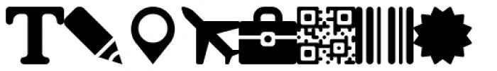 Web Hosting Hub Essentials Font LOWERCASE