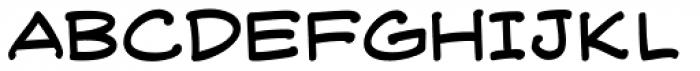 Web Letterer Pro BB Font UPPERCASE