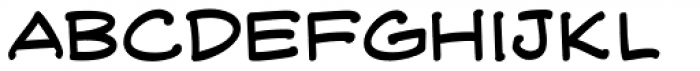 Web Letterer Pro BB Font LOWERCASE