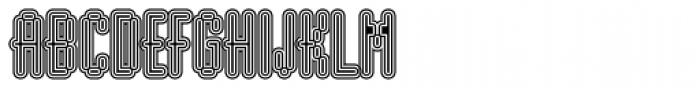 WebType III Medium Font UPPERCASE