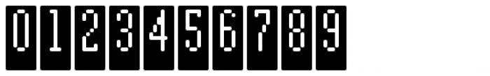 WebType IV Medium Font OTHER CHARS