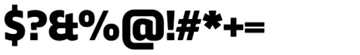 Webnar Black Font OTHER CHARS