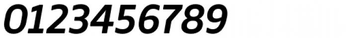 Webnar Demi Bold Italic Font OTHER CHARS