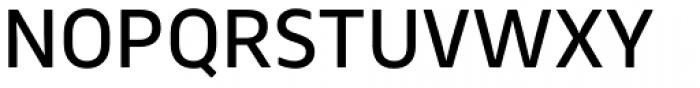 Webnar Medium Font UPPERCASE