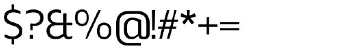 Webnar Font OTHER CHARS