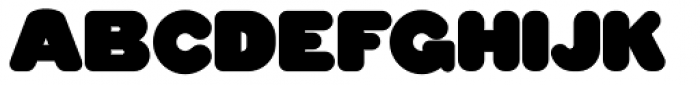 Weedy Beastless NF Font LOWERCASE