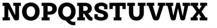 Weekly Alt Black Font UPPERCASE