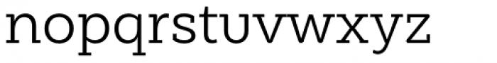 Weekly Alt Regular Font LOWERCASE