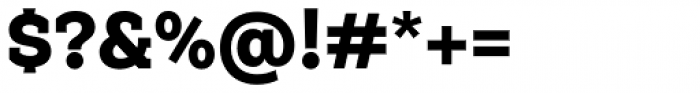 Weekly Pro Black Font OTHER CHARS