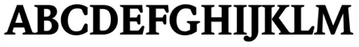 Weidemann Black Font UPPERCASE