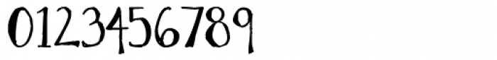Weights And Measures Font OTHER CHARS