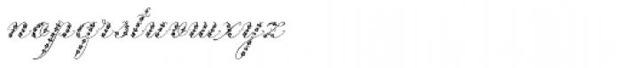 Weingut Script Font LOWERCASE