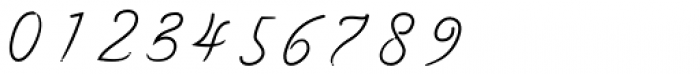 Weisy Regular Font OTHER CHARS