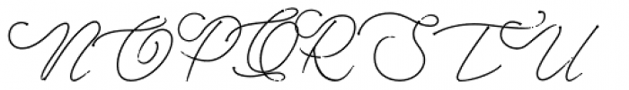 Weisy Regular Font UPPERCASE
