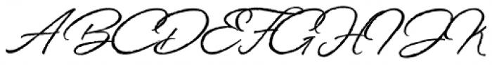Welinedion Font UPPERCASE