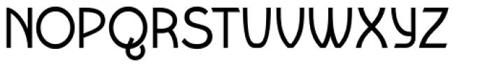 Wellmere Sans Font UPPERCASE