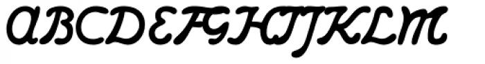Wenzel Font UPPERCASE